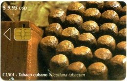 CUBA 165 Tabaco Cubano $9,95 30.000ex. - Cuba