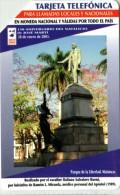 CUBA-UR011-JOSE MARTI' 5 - Cuba