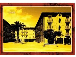 cartolina alberghi e ristoranti-hotel casale-colli del tronto