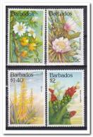 Barbados 1993, Postfris MNH, Flowers - Barbados (1966-...)