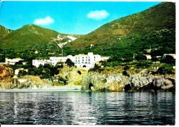 cartolina alberghi e ristoranti-hotel marisdea -marina di maratea