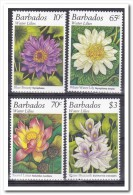 Barbados 1995, Postfris MNH, Water Flowers - Barbados (1966-...)