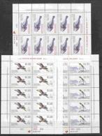 South Africa 1977 Antarctica Base Sanae 3v 3 Sheetlets ** Mnh (19556) - Blokken & Velletjes