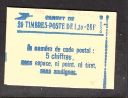 FRANCE MNH** CARNET 2059 C 4a CONFECTION 8 - Carnets