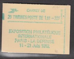 FRANCE MNH** CARNET 2155 C 4 CONFECTION 8 - Carnets