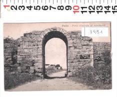 A 3981 PESTO PORTA D ENTRATA MONUMENTI - Battipaglia