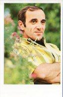 "Spectacle - Chanteur "" Charles Aznavour "" Voir Verso - Artiesten"