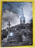 N469 SUR LES BORDS DE L'ELORN LA CHAPELLE DE PONT CHRIST 1957 2 SCANS - Non Classés