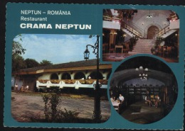 Constanta-Neptun-Restaurant cellar-winery-unused,perfect shape