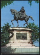 Iasi-Stephen The Great Statue-unused,perfect Shape - Monuments