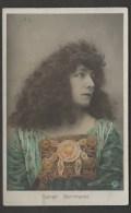 SARAH BERNHARDT Dans LEA (Léah D'Albert Darmont) - Photo W. & D. Downey London  - Edition Croissant  N° 3695 - Théâtre