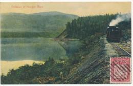 Entrance Of Humber River - Train - Newfoundland And Labrador