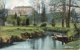 CUMBRIA - APPLEBY - LONGMARTIN RECTORY Cu539 - Cumberland/ Westmorland