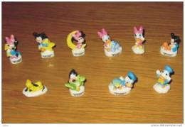 Fèves Bébés Disney Série Complète 10 Pièces - Cartoons
