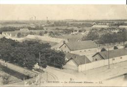Cher  -  Bourges  -  Les établissements Militaires - Bourges