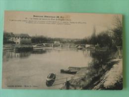 BESANCON Historique - Le DOUBS En Amont Du Pont De Bregille - Besancon