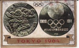 FIGURINA TOKIO 1964 - OLYMPIA PANINI - - Apparel, Souvenirs & Other