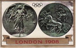 FIGURINA LONDON 1908 - OLYMPIA PANINI - - Apparel, Souvenirs & Other