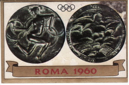 FIGURINA ROMA 1960 - OLYMPIA PANINI - - Apparel, Souvenirs & Other
