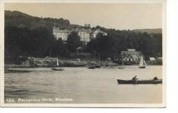 CUMBRIA - BOWNESS - BELLSFIELD HOTEL RP Cu858 - Cumberland/ Westmorland