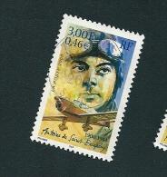 3337 Antoine De Saint-Exupery 1900-1944   Oblitéré Timbre France 2000 - Usati