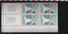 France Coin Daté Saut Du Doubs 03/09 1974 - Coins Datés