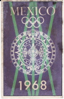 FIGURINA OLIMPIADE MEXICO 1968 - OLYMPIA PANINI N° 230 - - Abbigliamento, Souvenirs & Varie