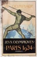 FIGURINA OLIMPIADE PARIS 1924 - OLYMPIA PANINI N° 72 - - Abbigliamento, Souvenirs & Varie