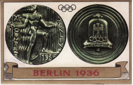 FIGURINA OLIMPIADE BERLINO 1936 - OLYMPIA PANINI N° 114 - - Abbigliamento, Souvenirs & Varie
