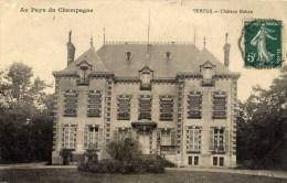 51 VERTUS Au Pays Du Chapmagne Chateau Boban - Vertus