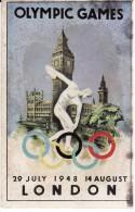 FIGURINA OLIMPIADE LONDON 1948 - OLYMPIA PANINI N° 139 - - Apparel, Souvenirs & Other