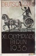 FIGURINA OLIMPIADE BERLINO 1936 - OLYMPIA PANINI N° 116 - - Abbigliamento, Souvenirs & Varie
