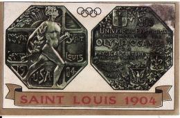 FIGURINA OLIMPIADE SAINT LUIS 1904 - OLYMPIA PANINI N° 32 - - Abbigliamento, Souvenirs & Varie