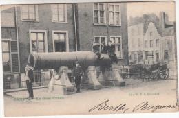 Gent, Gand, Le Gros Canon (pk16136) - Gent