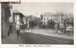 GENOVA CORSO ANDREA PODESTA GENES TRAMWAY ITALIA - Genova