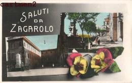SALUTI DA ZAGAROLO LAZIO ROMA - Roma (Rome)
