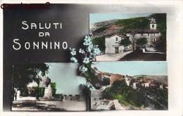 SALUTI DA SONNINO LAZIO - Italie