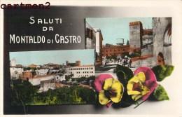 SALUTO DA MONTALDO DI CASTRO LAZIO - Italie