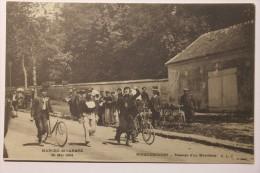 CPA Marche De L'armée 29 Mai 1904 Rocquencourt Passage D'un Marcheur - DB01 - Rocquencourt