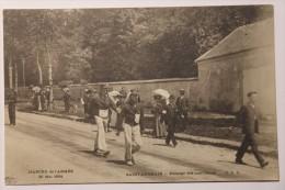 CPA Marche De L´armée 29 Mai 1904 Saint Germain Passage Des Marcheurs - DB01 - St. Germain En Laye