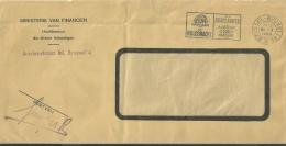 België Belgique 1969 / Franchise Portvrij  Postage Free / Carrière Armée Loopbaan Krijgsmacht Army Career - Militaria
