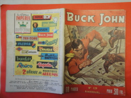 Buck John  129 Imperia Petit Format Bon état - Petit Format