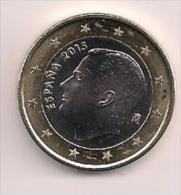 1 EUROS 2015 FELIPE VI - España