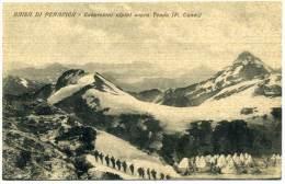 N.753.  Tenda  - BAISA DI PERAFICA - Escursioni Alpini - Other Cities
