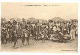 S2612  -213 - Afrique Occidentale  - Tam-Tam Soudanais - Soudan