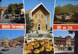 Monte Terminillo - Rimini - 206 - Formato Grande Viaggiata - Rimini