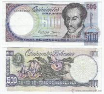 Venezuela 500 Bolívares 1998 Pick-67-f Ref 76 - Venezuela