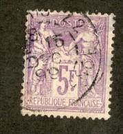 3819  France 1877  Mi.#76  (o)  Scott #96  Offers Welcome! - 1876-1898 Sage (Type II)