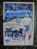 Serbia-Italy-Backi Maglic-Zarko Petrovic  #470 - Volleyball