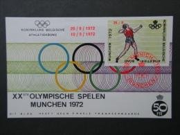 E121/122 Speciale Stempel Cachet Spécial (zonder Gom - Sans Gomme) (2 Scans) - Commemorative Labels